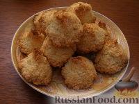 """Фото к рецепту: Кокосовое печенье """"Соблазн"""""""