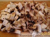 Фото приготовления рецепта: Жаркое в горшочке с грибами - шаг №6