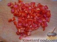 Фото приготовления рецепта: Жаркое в горшочке с грибами - шаг №9
