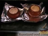 Фото приготовления рецепта: Жаркое в горшочке с грибами - шаг №20