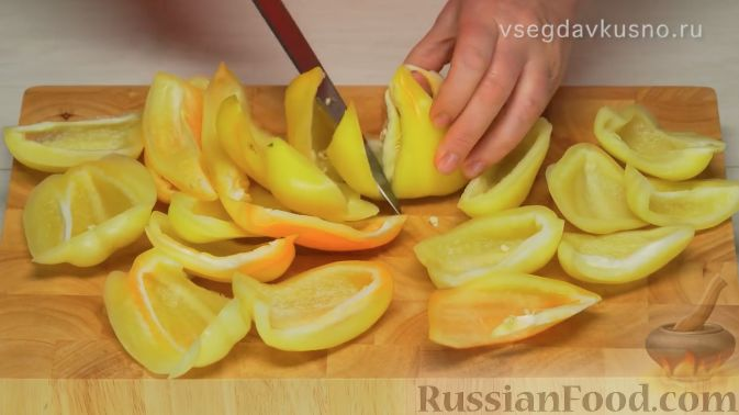Фото приготовления рецепта: Хашлама - шаг №3