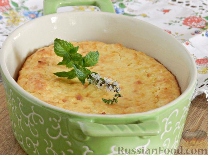 Фото приготовления рецепта: Тушёная капуста с кускусом и сладким перцем - шаг №13