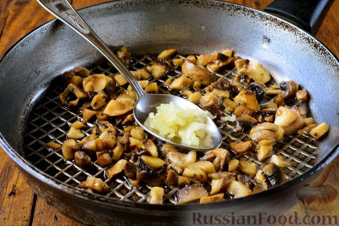Фото приготовления рецепта: Пирог с яблоками и корицей - шаг №6