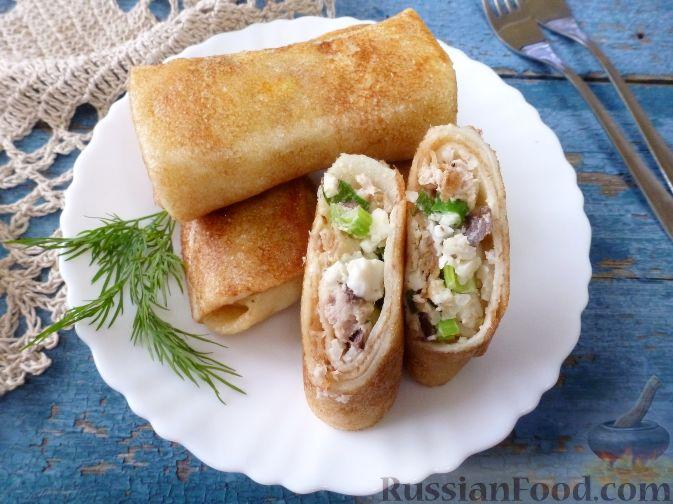 Фото приготовления рецепта: Творожные багеты - шаг №17