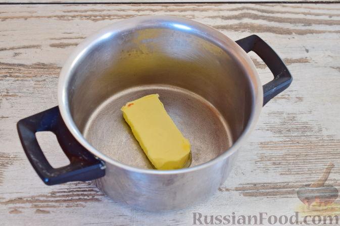 Фото приготовления рецепта: Ирландский суп с капустой и беконом - шаг №5