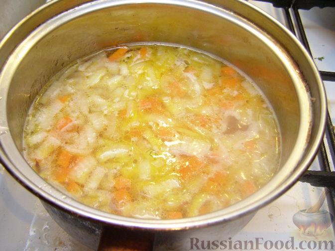 Суп рисовый как сделать