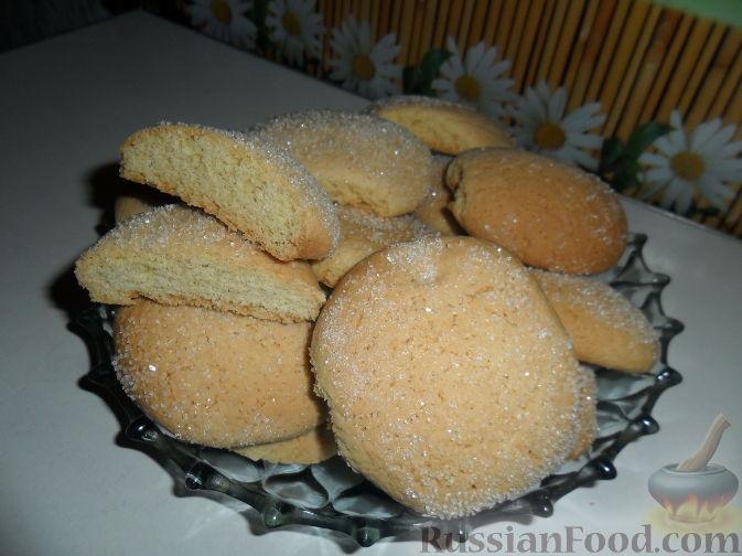 печенье из ничего рецепты