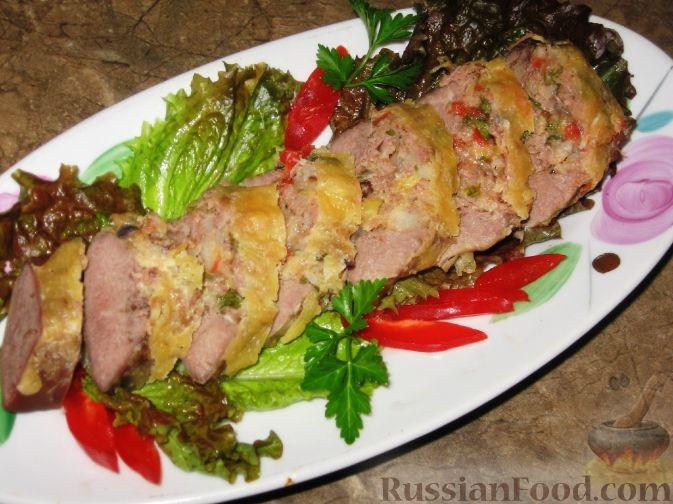 блюда с говяжьим языком рецепты с фото