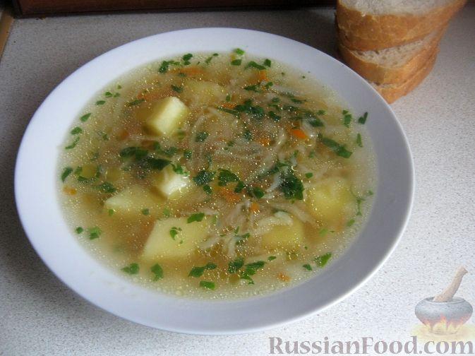 вкусные супы рецепты с фото простые и вкусные