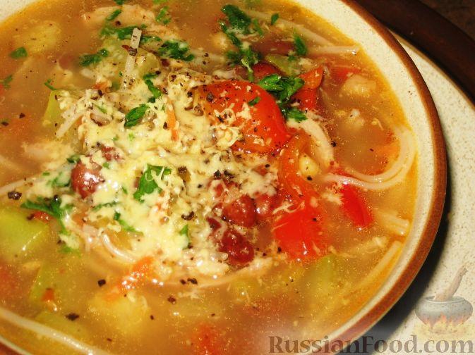 Рецепт Японский овощной суп