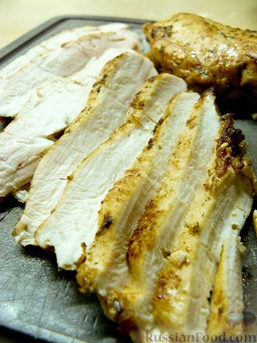 Фото приготовления рецепта: Рагу с кабачками, сладким перцем и яблоками в сметане - шаг №3