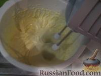 Фото приготовления рецепта: Торт Наполеон (из готового теста) - шаг №4