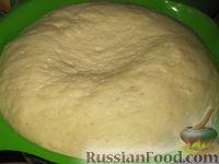Фото приготовления рецепта: Пирог с картошкой и сыром (картофджын) - шаг №11