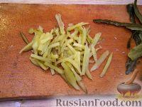 Фото приготовления рецепта: Салат «Обжорка» - шаг №5