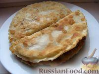 Фото к рецепту: Тесто для чебуреков