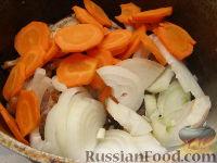 Фото приготовления рецепта: Кролик тушеный - шаг №9