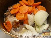 Фото приготовления рецепта: Кролик тушеный - шаг №11