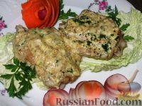Фото к рецепту: Курица в горчичном соусе