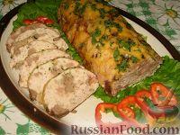 Фото к рецепту: Куриная запеканка