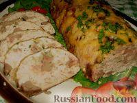 Фото приготовления рецепта: Куриная запеканка - шаг №5