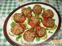 Фото к рецепту: Мясные ежики