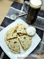 Фото к рецепту: Кесадилья