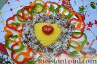 Фото к рецепту: Кус-кус с куриными сердцами