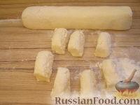 Фото приготовления рецепта: Сырники классические - шаг №5