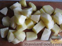 Фото приготовления рецепта: Крестьянский фасолевый суп - шаг №3