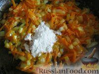 Фото приготовления рецепта: Крестьянский фасолевый суп - шаг №8