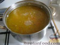 Фото приготовления рецепта: Крестьянский фасолевый суп - шаг №9