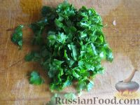 Фото приготовления рецепта: Крестьянский фасолевый суп - шаг №10