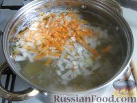 Фото приготовления рецепта: Крестьянский фасолевый суп - шаг №6