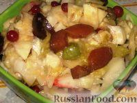 Фото к рецепту: Капуста Провансаль