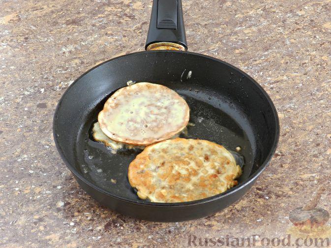 Фото приготовления рецепта: Отбивные из баклажана - шаг №6