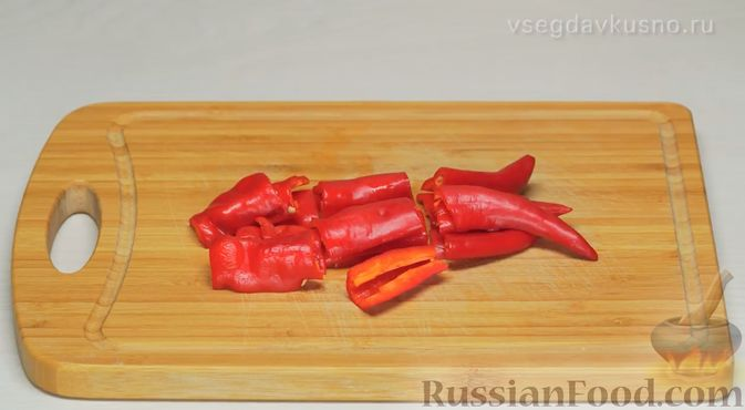 Фото приготовления рецепта: Соус сацебели - шаг №2