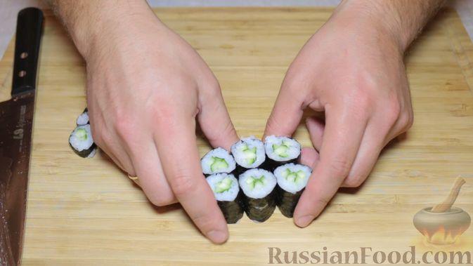 Фото приготовления рецепта: Рисовый суп с капустой и сыром - шаг №8