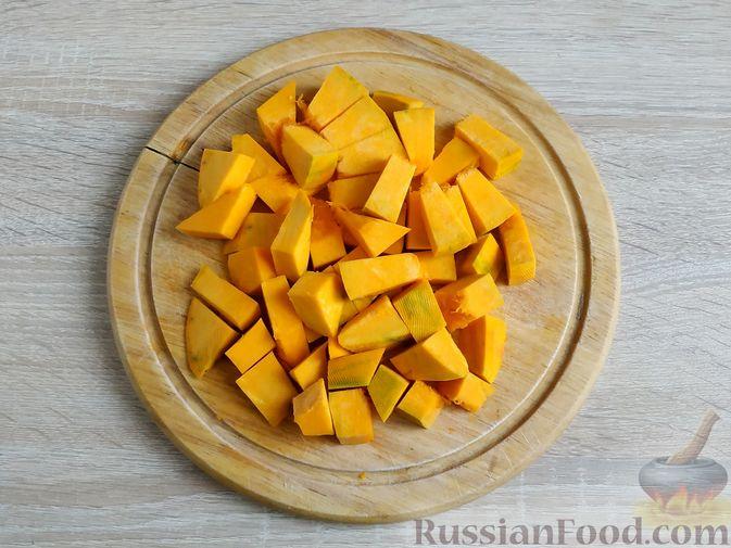 Фото приготовления рецепта: Тыквенный мармелад - шаг №2
