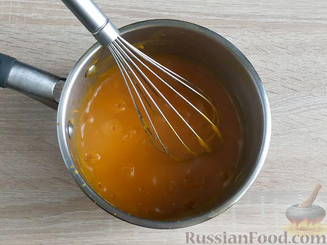 Фото приготовления рецепта: Тыквенный мармелад - шаг №7