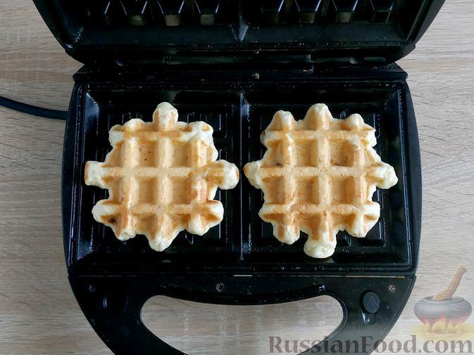 Фото приготовления рецепта: Сдобные пирожки с яблоками и тыквой - шаг №5