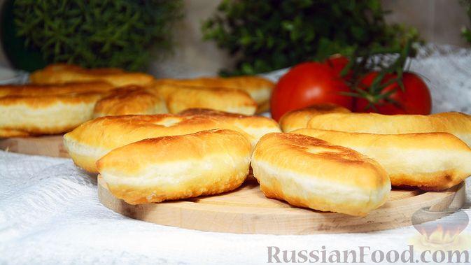 Фото приготовления рецепта: Отрывной яблочный пирог - шаг №14