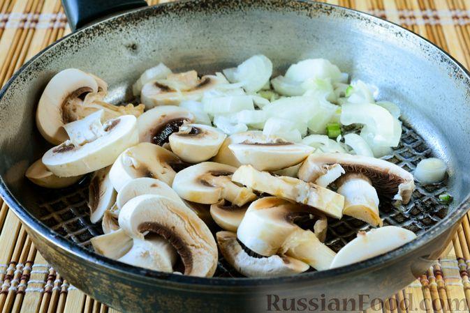 Фото приготовления рецепта: Ленивые вареники с картошкой и тыквой - шаг №2