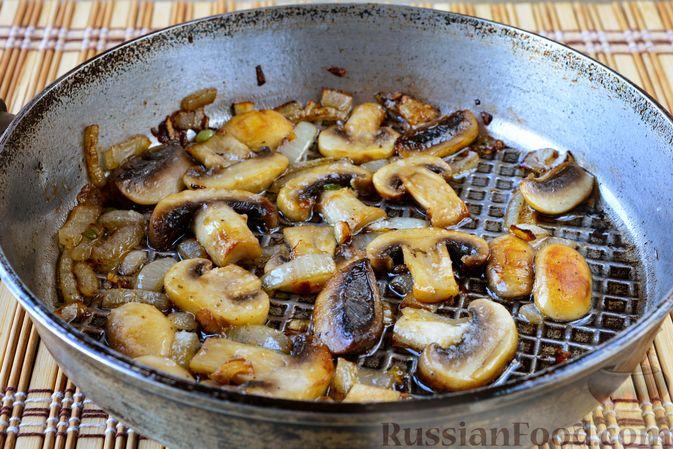 Фото приготовления рецепта: Ленивые вареники с картошкой и тыквой - шаг №3