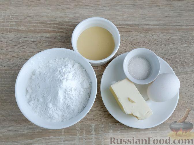 Фото приготовления рецепта: Жареная куриная печень с чесночно-соевым соусом - шаг №10