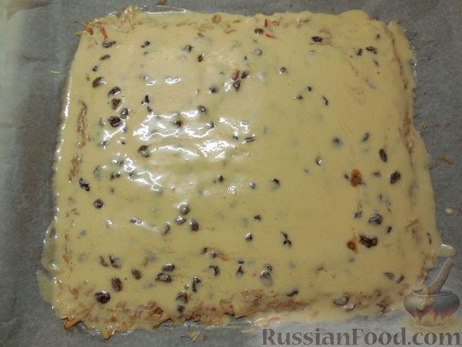 Фото приготовления рецепта: Сдобные пирожки с яблоками и тыквой - шаг №21