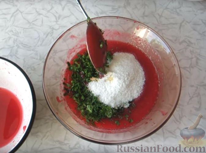 Фото приготовления рецепта: Калиновый соус к мясу, рыбе или птице - шаг №5