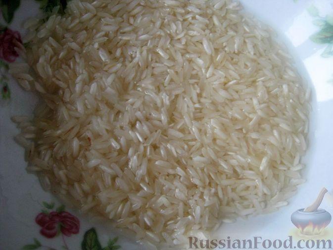 Фото приготовления рецепта: Сытный рисовый суп - шаг №3