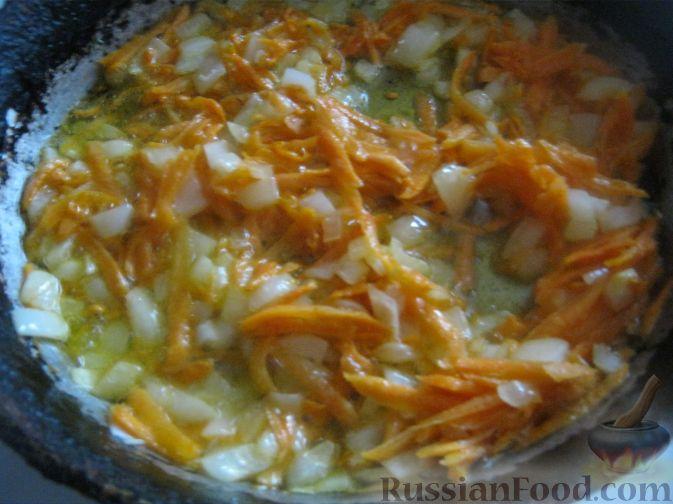 Фото приготовления рецепта: Сытный рисовый суп - шаг №6