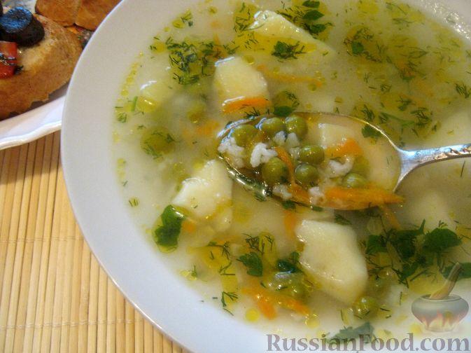 рецепт рисовый суп диетический рецепт
