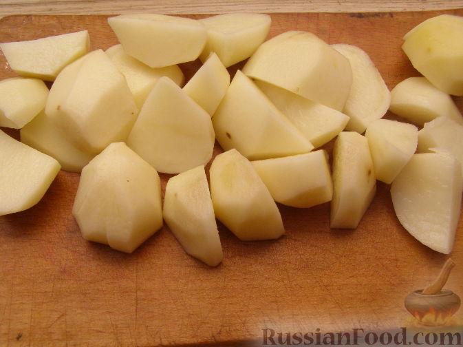 Фото приготовления рецепта: Долма (голубцы в виноградных листьях) - шаг №11